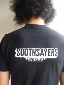 Soothsayers T-Shirts Back 1s